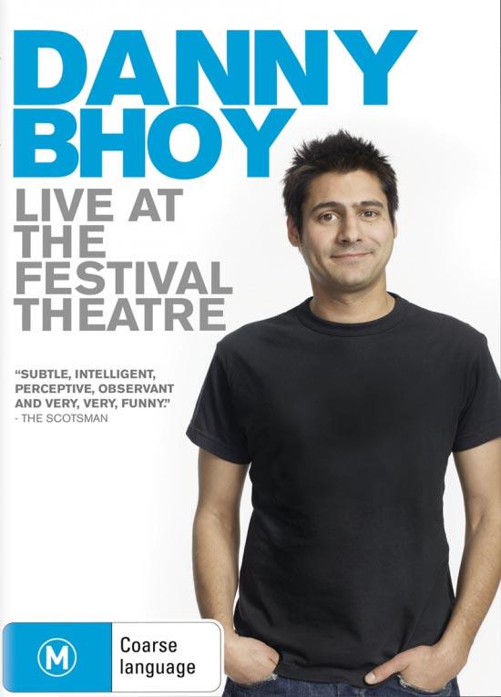 Danny Bhoy DVD 2012