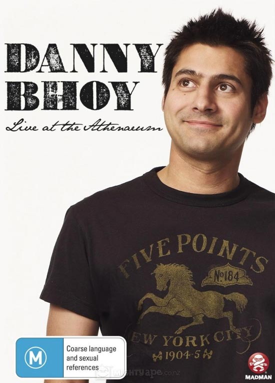 Danny Bhoy Live At The Athenaeum